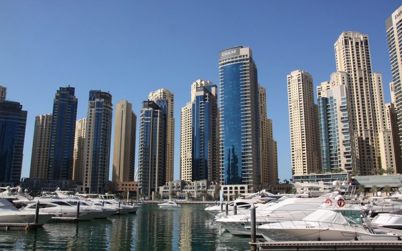do Dubaje za Benátkami