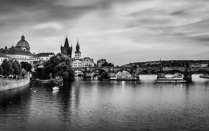 na dovolenou do Prahy