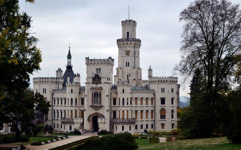 nejkrásnější hrady a zámky