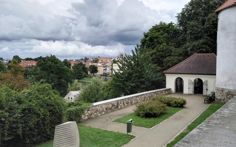 Temná místa v Česku