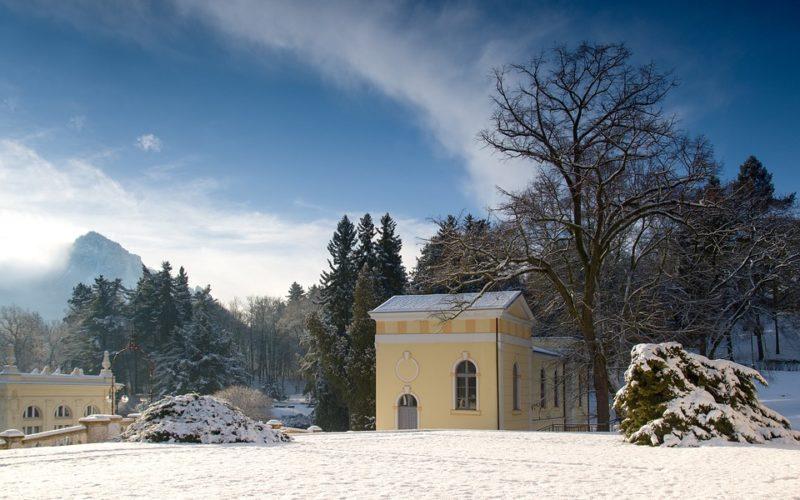 Krásná místa v Česku