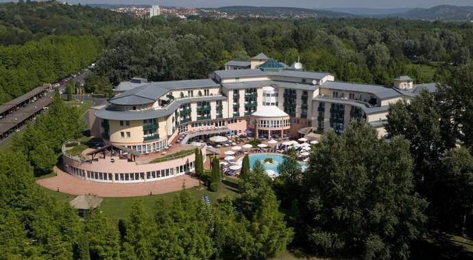 ubytování v Maďarsku u termálních lázní