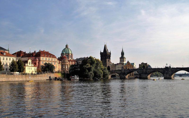 Praha je lepší než NY