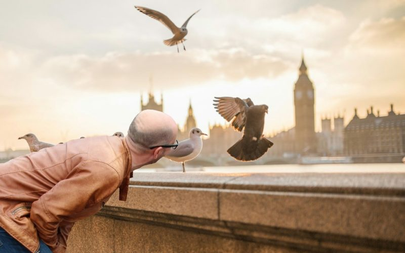 Zajímavá místa Londýn