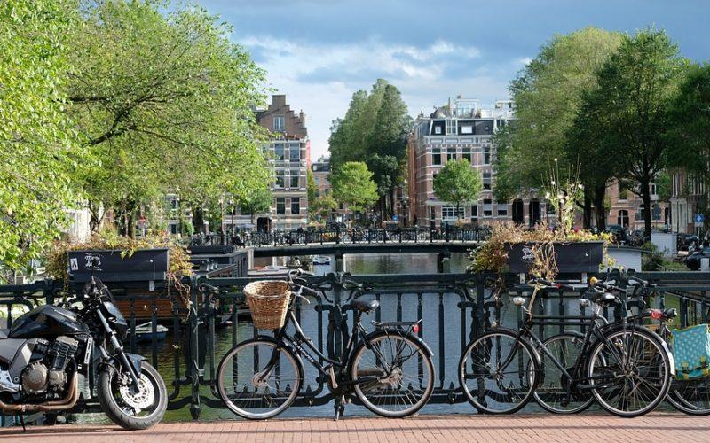 Top místa Amsterdam