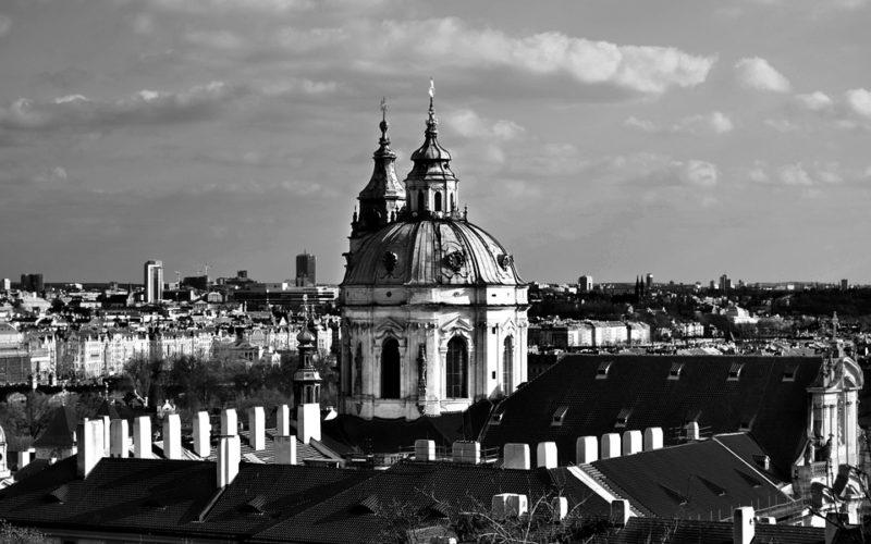 Dovolená v Praze
