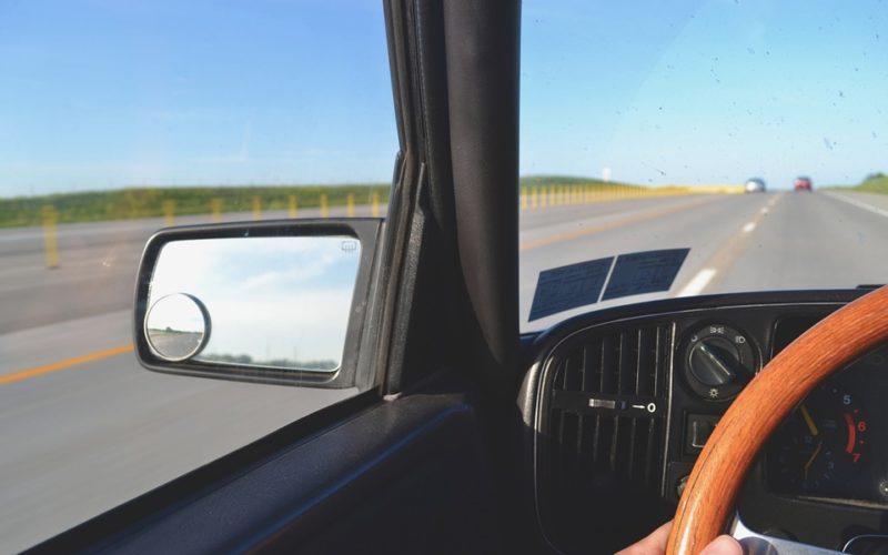 Země pro road trip