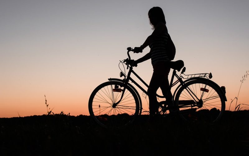 cyklo dovolenou