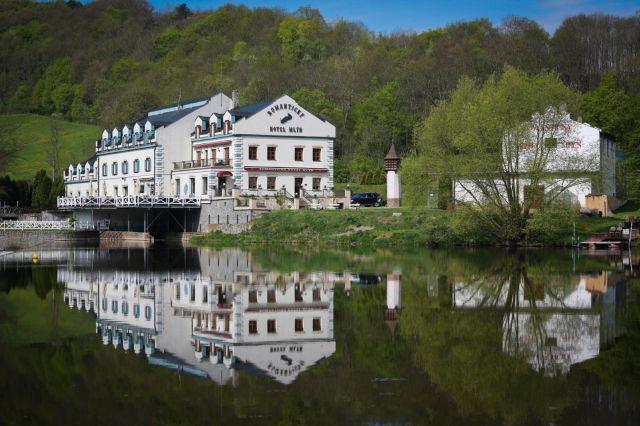 Hotely u Karlštejna