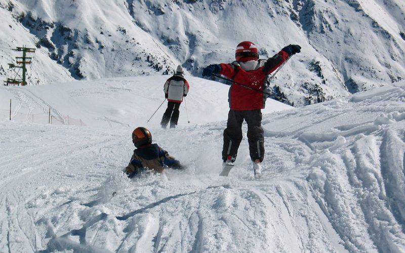 Tipy na perfektní zimní dovolenou s dětmi