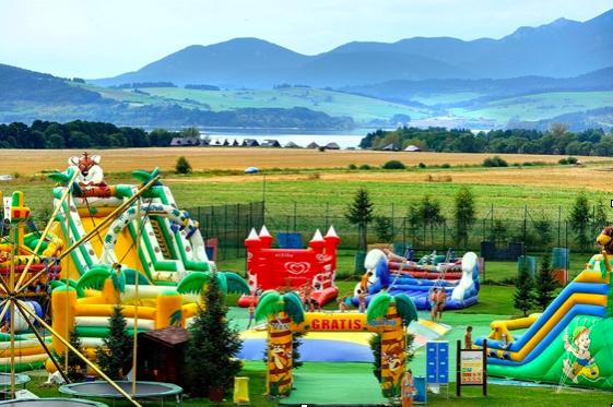 Tatralandia jako místo, kde zažijete zábavu po celý rok